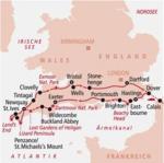Suedengland und Cornwall