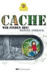 """Cover von """"Cache Wir finden ihn!"""