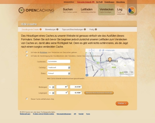opencaching-upload-eigene-caches-zuckerladen-01